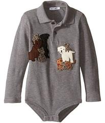 Dolce & Gabbana Patch Canine One-Piece (Infant)