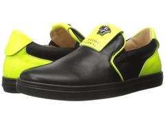 Versace Slip-On Sneakers w/ Medusa Logo Detail (Li
