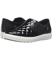 ECCO Soft 7 Quilted Slip-On