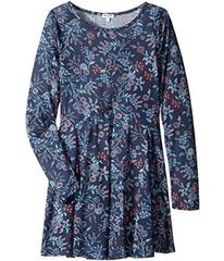Splendid Littles Floral Print Dress (Big Kids)