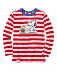 Boys Snoopy Be Mine Tee In Supersoft Jersey
