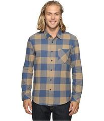 Quiksilver Motherfly Classic Woven Button Up Flann