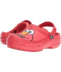 Crocs Kids CC Elmo® Lined Clog (Toddler/Little Kid