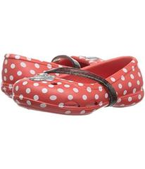 Crocs Kids Lina Minnie Flat (Toddler/Little Kid)