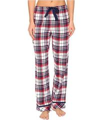 Jockey Flannel Plaid Long Pants