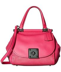 COACH Mixed Leather Drifter Top-Handle