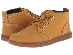 Timberland Groveton Chukka Leather and Fabric (Lit