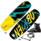 O'Brien Fremont Wakeboard With Clutch Bindings And