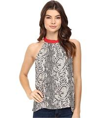 Free People Printed Through The Night Tank Top