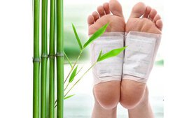 Kinoki Foot Detox Patches (10- or 20-Pack)