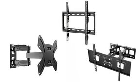 Emerald Fixed, Tilt, or Full-Motion Wall Mounts fo