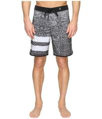 "Hurley Phantom Block Party Carve 19"" Boardshorts"