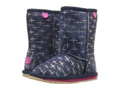 EMU Australia Sparkle Denim (Toddler/Little Kid/Bi