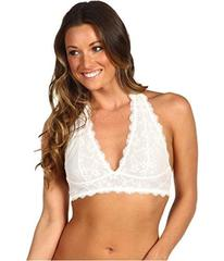 Free People Galloon Lace Halter Bra Top
