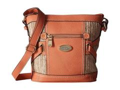 b.o.c. Park Slope Straw Crossbody