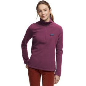 Patagonia Micro D 1/4-Zip Fleece Pullover - Women'