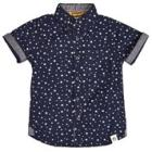 FREE PLANET Star Button Down Shirt (2T-4T)