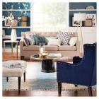 Traditional Luxe Living Room Collection