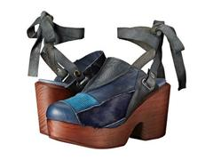 Free People Into The Patchwork Clog