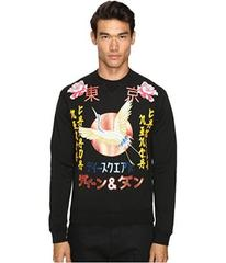 DSQUARED2 Dean Fit Punk Manga Gang Sweatshirt