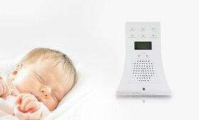 EchoBaby Soothe Sound Machine on sale at Groupon.com