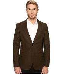 Perry Ellis Slim Fit Stretch Solid Sateen Suit Jac