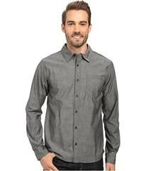 Smartwool Summit County Chambray Long Sleeve Shirt
