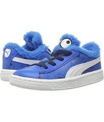 Puma Basket Sesame Cookie Monster (Toddler)