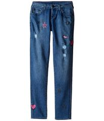 True Religion Casey Doodle Jeans in Super Shredded