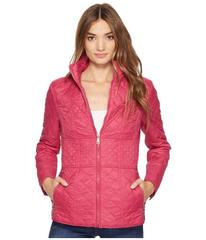 Betsey Johnson Quilted Spring Zip