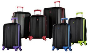 Olympia USA Apache 3-Piece Expandable Hard-Case Lu