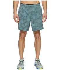New Balance Printed Woven 2-in-1 Shorts