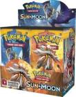 POKEMON GAME SUN AND MOON BOOSTER SEALED BOX (OVER