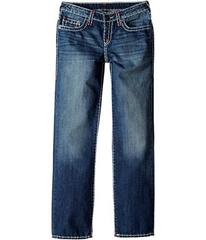 True Religion Ricky Super T Jeans in Grand Wash (B