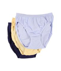 Jockey Comfies® Cotton French Cut 3-Pack