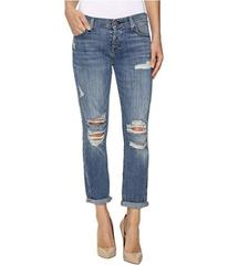 7 For All Mankind Josefina w/ Destroy in Bright Li