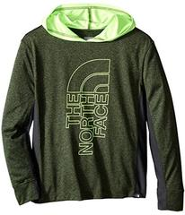 The North Face Long Sleeve Reactor Hoodie (Little
