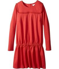 Chloe Milano Dress w/ Braids Detail (Big Kids)