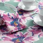 Annabel Floral Table Linen Collection