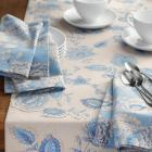 Lavender Floral Philipa Table Linen Collection