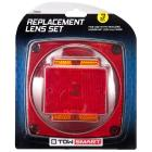 TowSmart Replacement Lens Set, 3-Pack