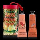 Gardeners and Pomegranate Hand Therapy Tin