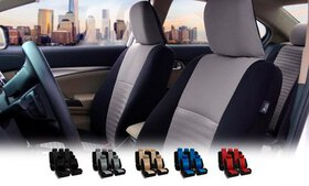 3D Air Mesh Side Airbag-Compatible Car Seat Cover