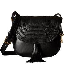 Fossil Emi Tassel Saddle Bag