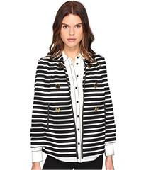 Kate Spade New York Stripe Peacoat