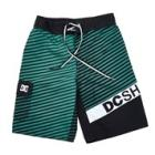 DC Striped Swim Trunks (4 - 7)