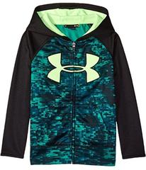 Under Armour Digiblur Big Logo Hoodie (Little Kids