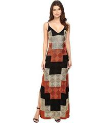 Free People Deco Dreams Embroidered Maxi