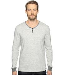 """Lucky Brand """"Y"""" Neck Terry Tee"""