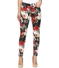 7 For All Mankind The Ankle Skinny w/ Contour Wais